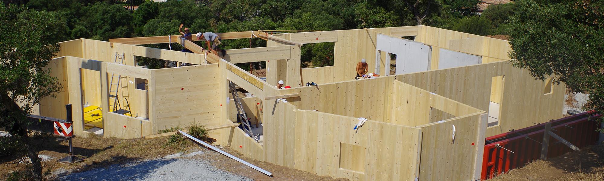 Construction en bois BM Concept Habitat
